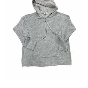 Primary Photo - BRAND: LOFT STYLE: SWEATER LIGHTWEIGHT COLOR: GREY SIZE: S SKU: 196-196145-1041