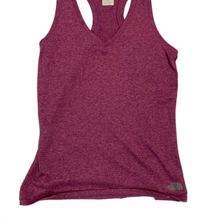 Primary Photo - BRAND: NORTHFACESTYLE: ATHLETIC TANK TOPCOLOR: PURPLESIZE: SSKU: 190-190130-9917