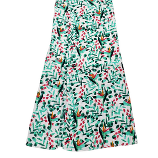 Primary Photo - BRAND:    C&ESTYLE: DRESS LONG SLEEVELESS COLOR: GREEN WHITESIZE: S SKU: 196-196132-2721