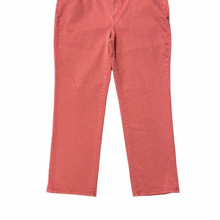 Primary Photo - BRAND: DRESSBARN STYLE: JEANS COLOR: RUST SIZE: 18 SKU: 196-196112-58693