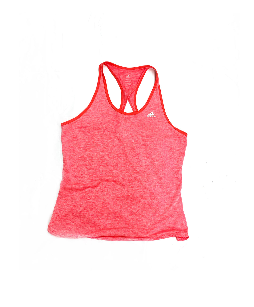Primary Photo - BRAND: ADIDAS<BR>STYLE: ATHLETIC TANK TOP<BR>COLOR: PINK<BR>SIZE: XL<BR>SKU: 190-190140-12966
