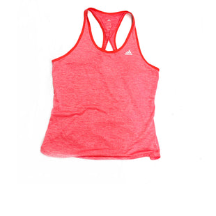 Primary Photo - BRAND: ADIDASSTYLE: ATHLETIC TANK TOPCOLOR: PINKSIZE: XLSKU: 190-190140-12966