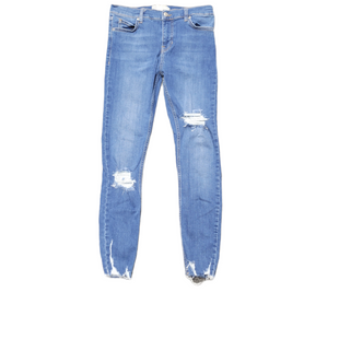 Primary Photo - BRAND: FREE PEOPLE STYLE: JEANS COLOR: DENIM BLUE SIZE: 2 SKU: 196-196145-3177