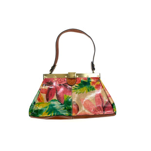 Primary Photo - BRAND: PATRICIA NASH STYLE: HANDBAG DESIGNER COLOR: FLORAL SIZE: MEDIUM SKU: 190-190125-26003