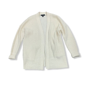 Primary Photo - BRAND: ANN TAYLOR STYLE: SWEATER CARDIGAN HEAVYWEIGHT COLOR: CREAM SIZE: M SKU: 196-196135-2474