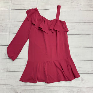 Primary Photo - BRAND: SKIES ARE BLUE STYLE: DRESS SHORT SLEEVELESS COLOR: RASPBERRY SIZE: L SKU: 196-196112-51160