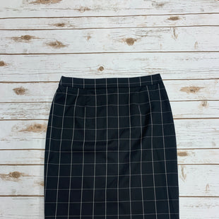 Primary Photo - BRAND: BROOKS BROTHERS STYLE: SKIRT COLOR: BLACK WHITE SIZE: 6 SKU: 196-196112-49206