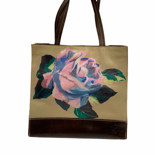 Primary Photo - BRAND: PATRICIA NASH STYLE: HANDBAG DESIGNER COLOR: FLORAL SIZE: LARGE SKU: 196-14511-47653