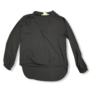Primary Photo - BRAND: MAX STUDIO STYLE: TOP LONG SLEEVE COLOR: BLACK SIZE: M SKU: 196-196135-2448