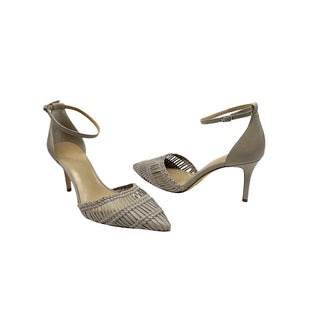 Primary Photo - BRAND: ANN TAYLOR STYLE: SHOES LOW HEEL COLOR: CLAY SIZE: 8.5 SKU: 196-196112-58988
