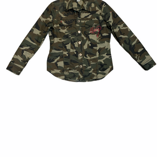 Primary Photo - BRAND:    EV1STYLE: JACKET OUTDOOR COLOR: CAMOFLAUGE SIZE: S OTHER INFO: EV1 - SKU: 196-196112-55185