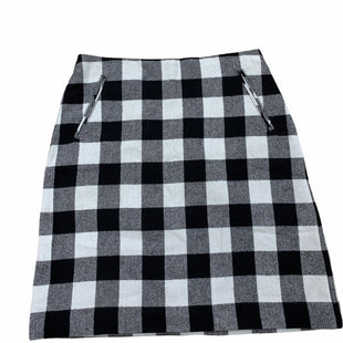 Primary Photo - BRAND: TALBOTS STYLE: SKIRT COLOR: HOUNDSTOOTH SIZE: 4 SKU: 196-14511-46330