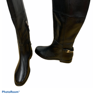 Primary Photo - BRAND: RALPH LAUREN STYLE: BOOTS KNEE COLOR: BLACK SIZE: 5.5 SKU: 196-196135-2431