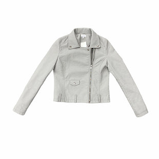Primary Photo - BRAND: TOBI STYLE: JACKET OUTDOOR COLOR: GREY SIZE: XS SKU: 196-196132-3152