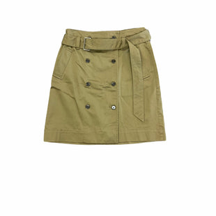 Primary Photo - BRAND: ANN TAYLOR STYLE: SKIRT COLOR: OLIVE SIZE: 8 SKU: 196-196112-58865