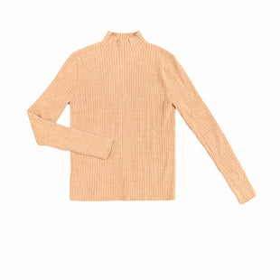 Primary Photo - BRAND: ANN TAYLOR STYLE: SWEATER LIGHTWEIGHT COLOR: TAN SIZE: M SKU: 196-19681-76747