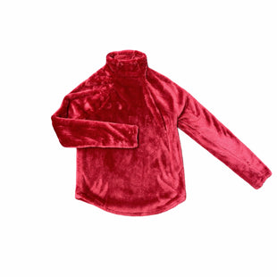 Primary Photo - BRAND: JOY LAB STYLE: FLEECE COLOR: RED SIZE: S SKU: 196-19681-73149