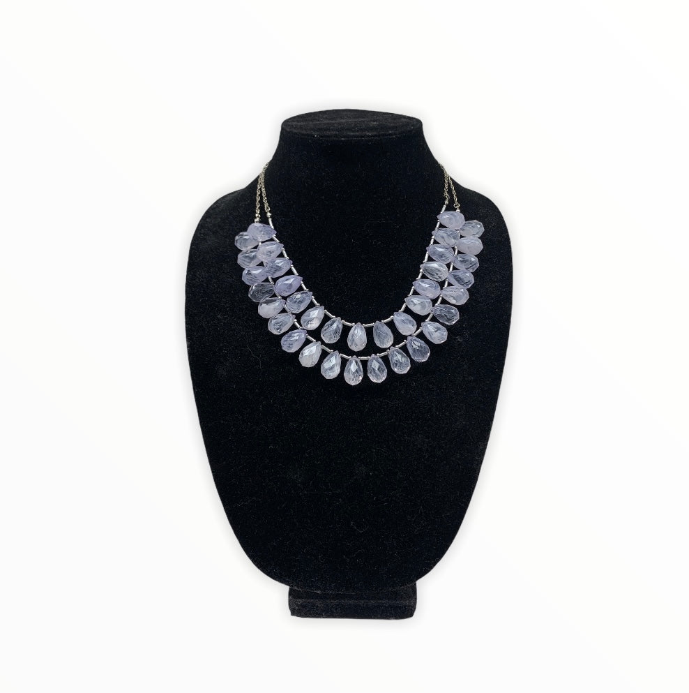 Primary Photo - BRAND: LOFT <BR>STYLE: NECKLACE <BR>COLOR: BLUE <BR>SKU: 196-196145-665