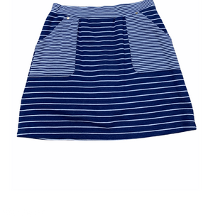 Primary Photo - BRAND: JONES NEW YORK STYLE: SKIRT COLOR: BLUE WHITE SIZE: 8 SKU: 196-19694-34165