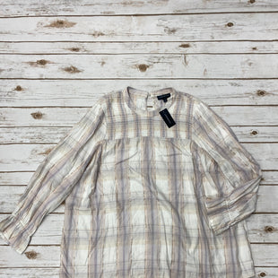 Primary Photo - BRAND: LANE BRYANT STYLE: TOP LONG SLEEVE COLOR: PLAID SIZE: 1X SKU: 196-196112-49340