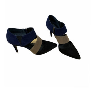 Primary Photo - BRAND: TRINA TURK STYLE: SHOES HIGH HEEL COLOR: BLUE SIZE: 7 SKU: 196-19681-73331