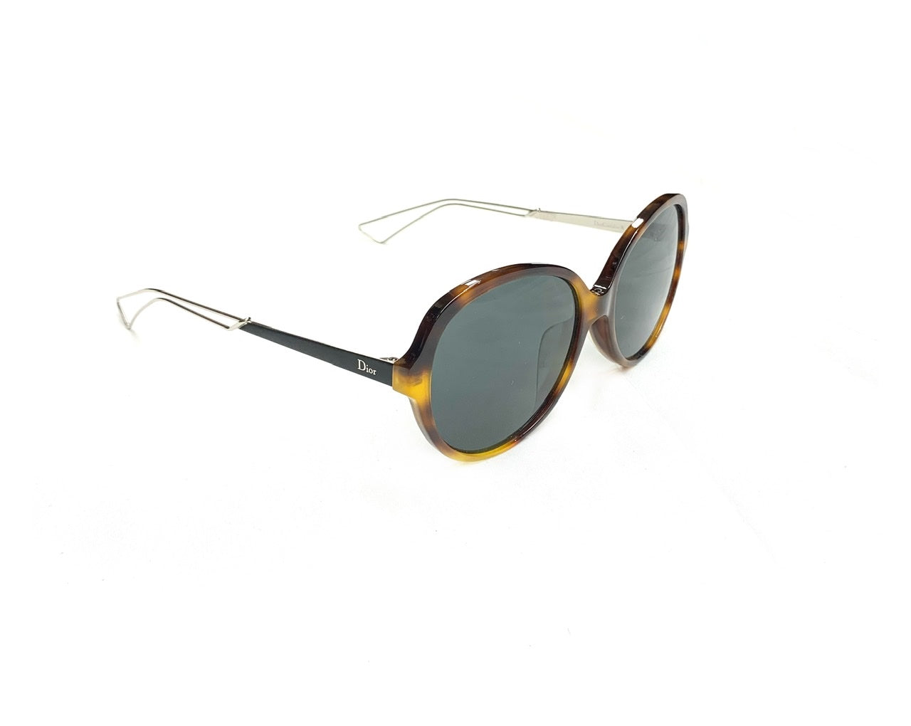 Primary Photo - BRAND: CHRISTIAN DIOR<BR>STYLE: SUNGLASSES<BR>COLOR: BROWN<BR>SKU: 196-19681-60389