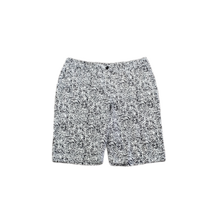 Primary Photo - BRAND: TALBOTS STYLE: SHORTS COLOR: BLACK WHITE SIZE: 10 SKU: 196-19694-36527