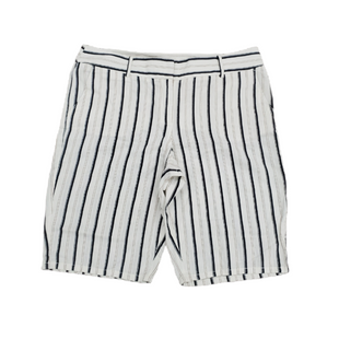 Primary Photo - BRAND: ANN TAYLOR LOFT STYLE: SHORTS COLOR: BLUE WHITE SIZE: 14 SKU: 196-196132-3078