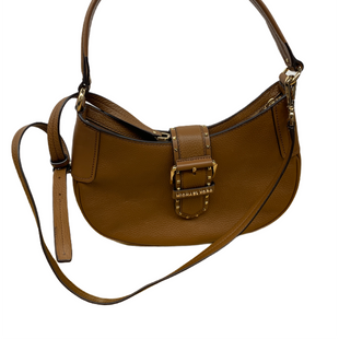 Primary Photo - BRAND: MICHAEL KORS STYLE: HANDBAG DESIGNER COLOR: TAN SIZE: SMALL SKU: 196-19694-35839