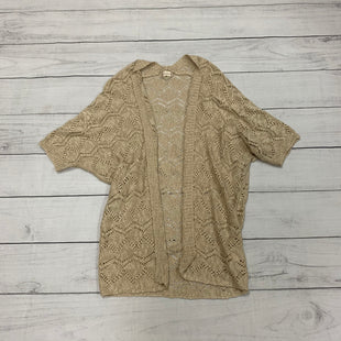 Primary Photo - BRAND: ALTARD STATE STYLE: SWEATER CARDIGAN LIGHTWEIGHT COLOR: BEIGE SIZE: S SKU: 196-19666-16256