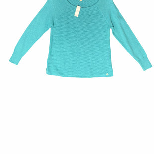 Primary Photo - BRAND: ANN TAYLOR LOFT STYLE: SWEATER HEAVYWEIGHT COLOR: BLUE SIZE: M SKU: 196-196112-53632