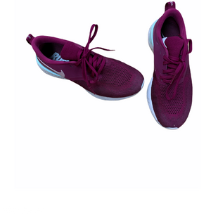 Primary Photo - BRAND: NIKE STYLE: SHOES ATHLETIC COLOR: PINK SIZE: 7 SKU: 196-19681-74346