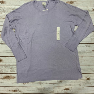 Primary Photo - BRAND: A NEW DAY STYLE: SWEATER LIGHTWEIGHT COLOR: LAVENDER SIZE: 1X SKU: 196-196112-49354