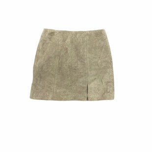 Primary Photo - BRAND: BLANKNYC STYLE: SKIRT COLOR: BEIGE SIZE: 4 SKU: 196-196145-2704