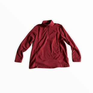 Primary Photo - BRAND: LANDS END STYLE: FLEECE COLOR: BRICK RED SIZE: L SKU: 196-196144-280