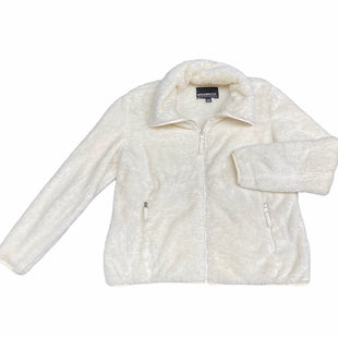 Primary Photo - BRAND: WEATHERPROOF STYLE: COAT SHORT COLOR: WHITE SIZE: 1X SKU: 196-196144-901