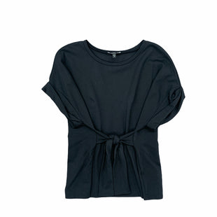 Primary Photo - BRAND: EXPRESS STYLE: TOP SHORT SLEEVE COLOR: BLACK SIZE: S SKU: 196-19681-72739