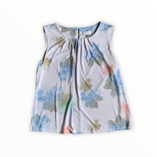 Primary Photo - BRAND: CALVIN KLEIN STYLE: TOP SLEEVELESS COLOR: BLUE SIZE: 1X SKU: 196-19666-17407