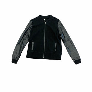 Primary Photo - BRAND: HALOGEN STYLE: JACKET OUTDOOR COLOR: BLACK SIZE: M SKU: 196-196112-58885