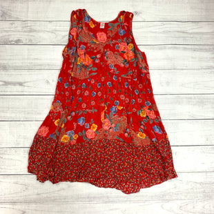 Primary Photo - BRAND: BILA STYLE: DRESS SHORT SLEEVELESS COLOR: RED SIZE: XL SKU: 196-14511-46029