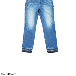 Primary Photo - BRAND: WHITE HOUSE BLACK MARKET STYLE: JEANS COLOR: DENIM BLUE SIZE: 6 SKU: 196-196145-2802