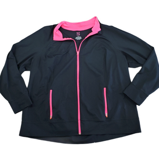 Primary Photo - BRAND: LIVI ACTIVE STYLE: ATHLETIC JACKET COLOR: BLACK SIZE: 2X SKU: 196-19694-35859
