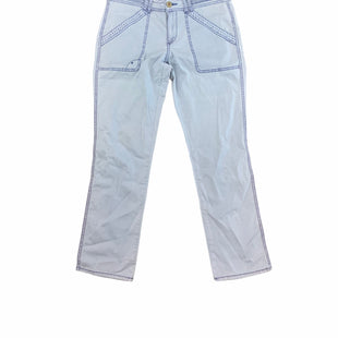 Primary Photo - BRAND: ANTHROPOLOGIE STYLE: PANTS COLOR: BLUE SIZE: 8 OTHER INFO: HEI HEI SKU: 196-196112-58231