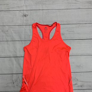 Primary Photo - BRAND: ADIDAS STYLE: ATHLETIC TANK TOP COLOR: PINK SIZE: XL SKU: 196-19681-70972