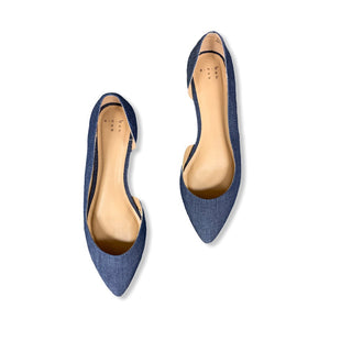 Primary Photo - BRAND: A NEW DAY STYLE: SHOES FLATS COLOR: BLUE SIZE: 8 SKU: 196-196112-51385