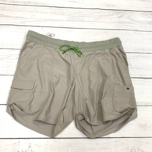 Primary Photo - BRAND: COLUMBIA STYLE: ATHLETIC SHORTS COLOR: TAUPE SIZE: 2X SKU: 196-19681-69329