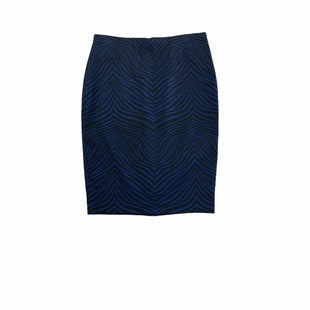 Primary Photo - BRAND: ANN TAYLOR STYLE: SKIRT COLOR: BLUE SIZE: 8 SKU: 196-196112-58884