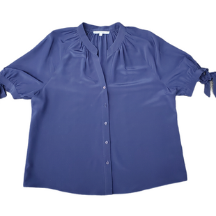 Primary Photo - BRAND: ANTONIO MELANI STYLE: TOP SHORT SLEEVE COLOR: NAVY SIZE: L SKU: 196-196112-56944