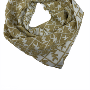 Primary Photo - BRAND: MICHAEL BY MICHAEL KORS STYLE: SCARF WINTER COLOR: WHITE SKU: 196-196132-3182