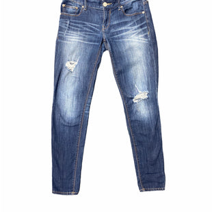 Primary Photo - BRAND: EXPRESS STYLE: JEANS COLOR: BLUE SIZE: 4 SKU: 196-19666-16647